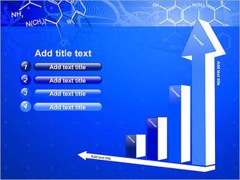Formules chimiques Modèles des présentations  PowerPoint - Diapositives 6