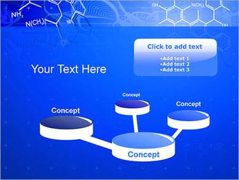 Formules chimiques Modèles des présentations  PowerPoint - Diapositives 9