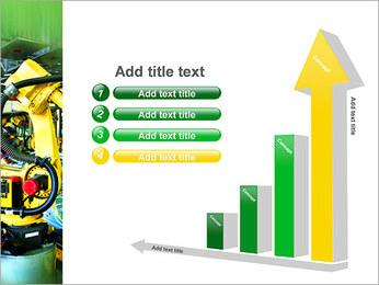 Robots dans l'industrie automobile Modèles des présentations  PowerPoint - Diapositives 6