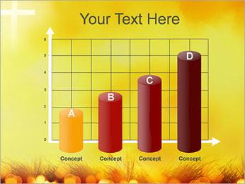 Champ jaune Modèles des présentations  PowerPoint - Diapositives 21