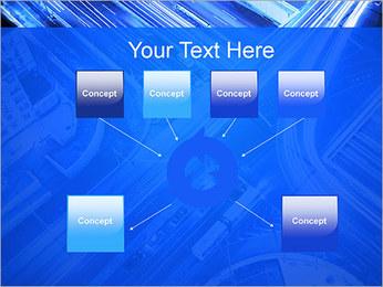 Circulation Urbaine Modèles des présentations  PowerPoint - Diapositives 10