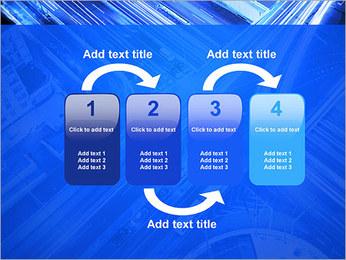 Circulation Urbaine Modèles des présentations  PowerPoint - Diapositives 11
