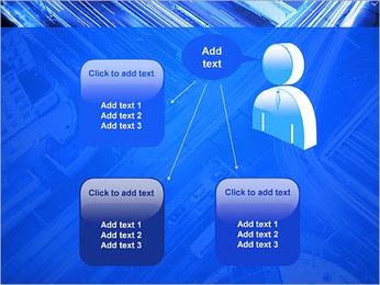 Circulation Urbaine Modèles des présentations  PowerPoint - Diapositives 12