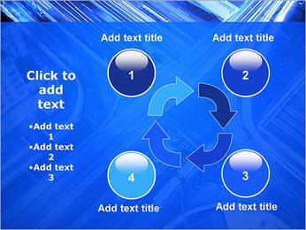 Circulation Urbaine Modèles des présentations  PowerPoint - Diapositives 14