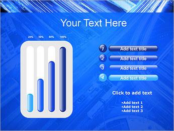 Circulation Urbaine Modèles des présentations  PowerPoint - Diapositives 18