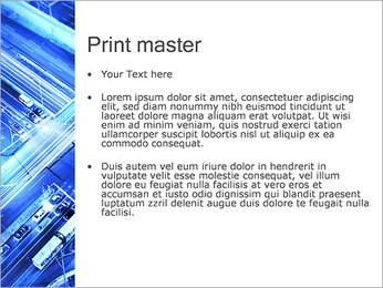 Circulation Urbaine Modèles des présentations  PowerPoint - Diapositives 24
