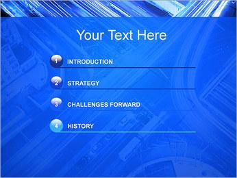 Circulation Urbaine Modèles des présentations  PowerPoint - Diapositives 3