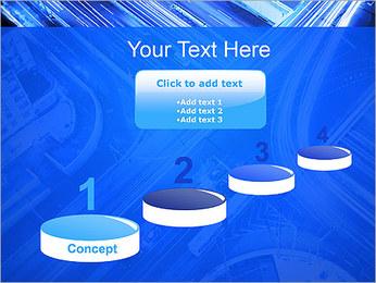 Circulation Urbaine Modèles des présentations  PowerPoint - Diapositives 7