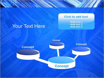 Circulation Urbaine Modèles des présentations  PowerPoint - Diapositives 9
