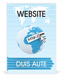 Conceito Web Modelos de anúncio