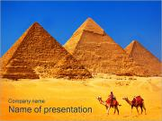 Egypt Pyramids PowerPoint Templates