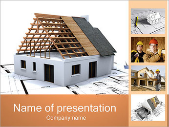 Home Planning PowerPoint Template