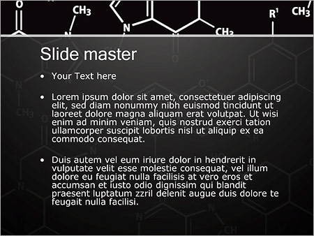 Chemistry Concept PowerPoint Template