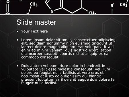 Химия Концепция Шаблоны презентаций PowerPoint
