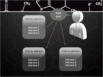 Chimie Concept Modèles des présentations  PowerPoint - Diapositives 12