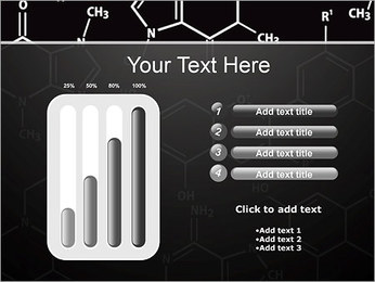 Chimie Concept Modèles des présentations  PowerPoint - Diapositives 18