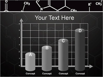 Chimie Concept Modèles des présentations  PowerPoint - Diapositives 21