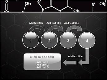 Chimie Concept Modèles des présentations  PowerPoint - Diapositives 4