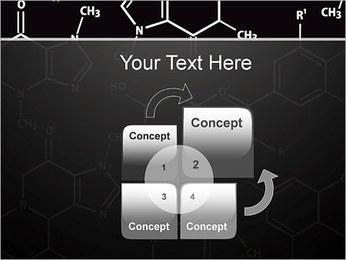 Chimie Concept Modèles des présentations  PowerPoint - Diapositives 5