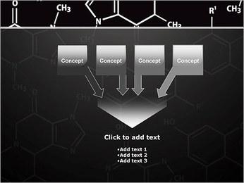 Chimie Concept Modèles des présentations  PowerPoint - Diapositives 8