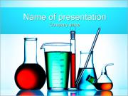 Chemical Flasks PowerPoint Templates