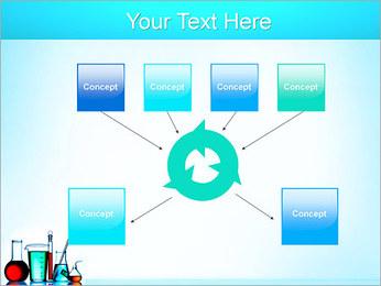 Flacons chimiques Modèles des présentations  PowerPoint - Diapositives 10