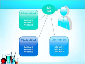 Flacons chimiques Modèles des présentations  PowerPoint - Diapositives 12