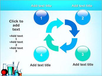 Flacons chimiques Modèles des présentations  PowerPoint - Diapositives 14