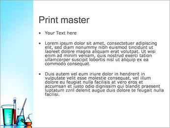 Flacons chimiques Modèles des présentations  PowerPoint - Diapositives 24