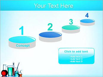Flacons chimiques Modèles des présentations  PowerPoint - Diapositives 7