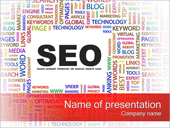 SEO Concept PowerPoint Template
