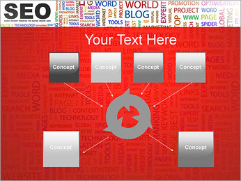 SEO Concept PowerPoint Template - Slide 10