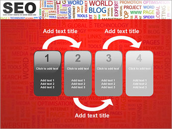 SEO Concept PowerPoint Template - Slide 11