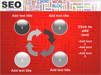 SEO Concept PowerPoint Template - Slide 14