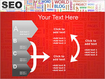 SEO Concept PowerPoint Template - Slide 16