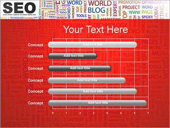 SEO Concept PowerPoint Templates - Slide 17