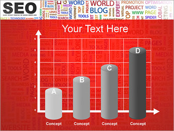 SEO Concept PowerPoint Template - Slide 21