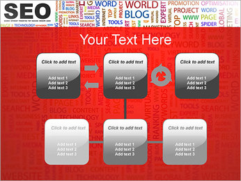 SEO Concept PowerPoint Template - Slide 23