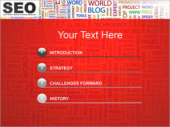 SEO Concept PowerPoint Templates - Slide 3