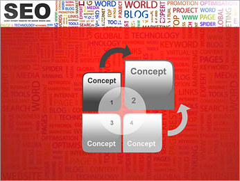 SEO Concept PowerPoint Template - Slide 5