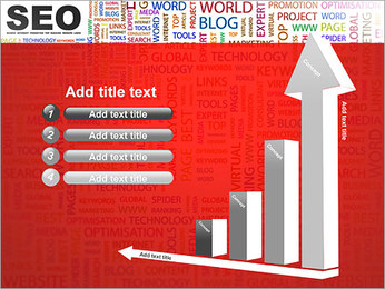 SEO Concept PowerPoint Template - Slide 6