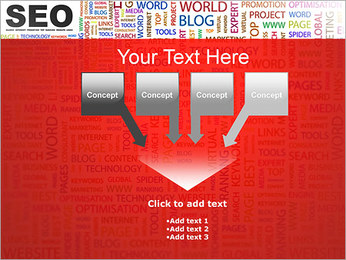 SEO Concept PowerPoint Templates - Slide 8
