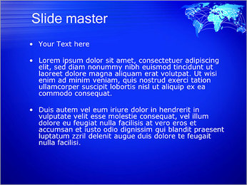 World Communication Concept PowerPoint Templates - Slide 2