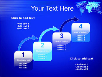 World Communication Concept PowerPoint Templates - Slide 20