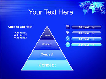 World Communication Concept PowerPoint Templates - Slide 22