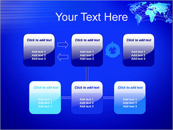 World Communication Concept PowerPoint Templates - Slide 23