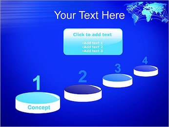 World Communication Concept PowerPoint Templates - Slide 7