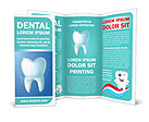Dental Concept Brochure Templates