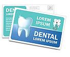 歯科コンセプト ポストカード