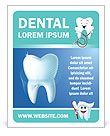 Dental Concept Poster Template
